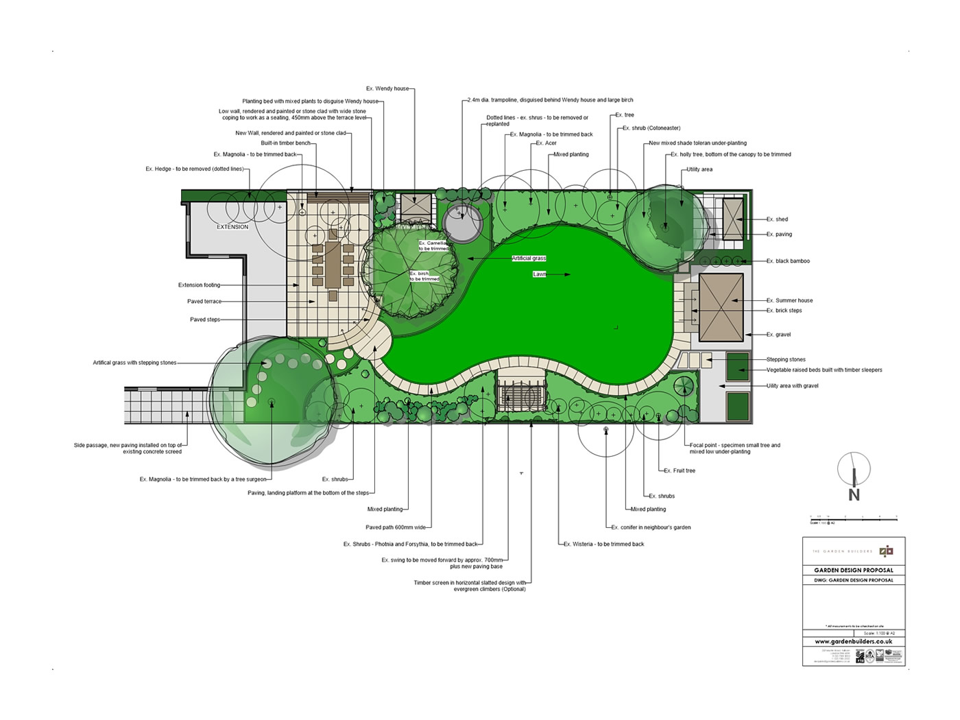 Landscape Design Drawings Guide