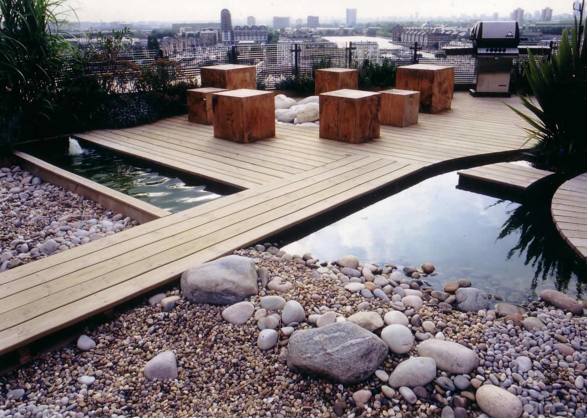 Penthouse Roof Garden