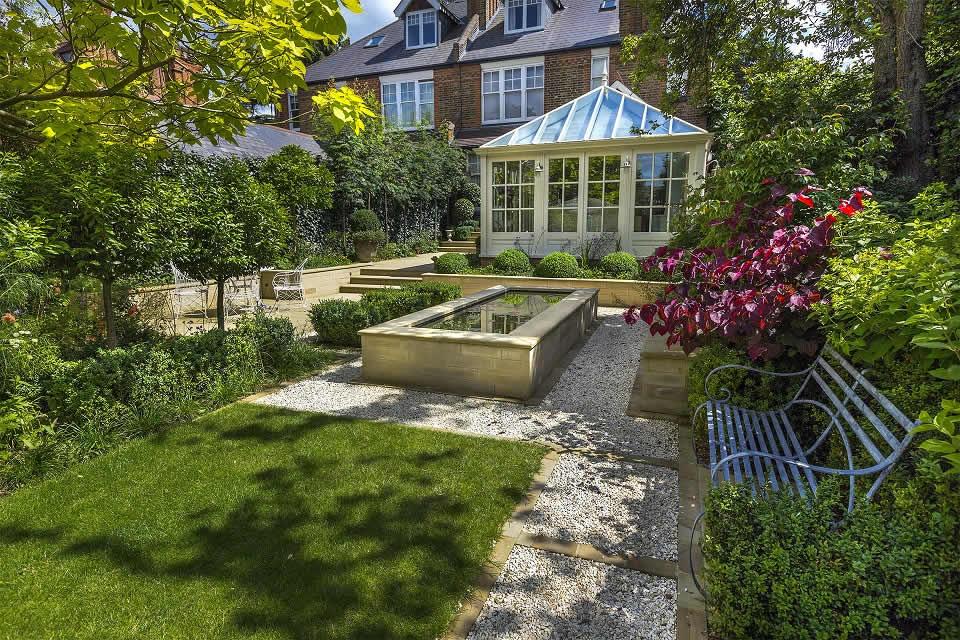 Surbiton Garden Designer