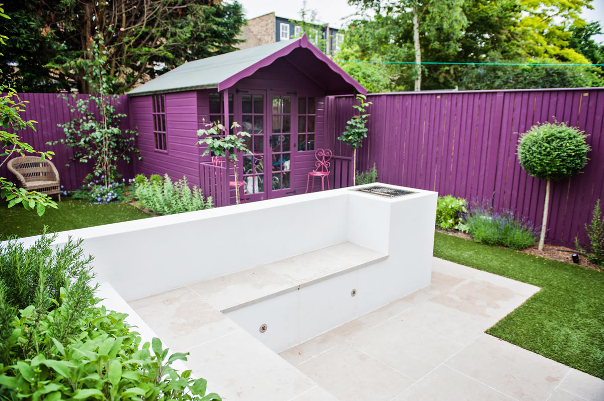Garden Design Wimbledon, Family Garden Designers The