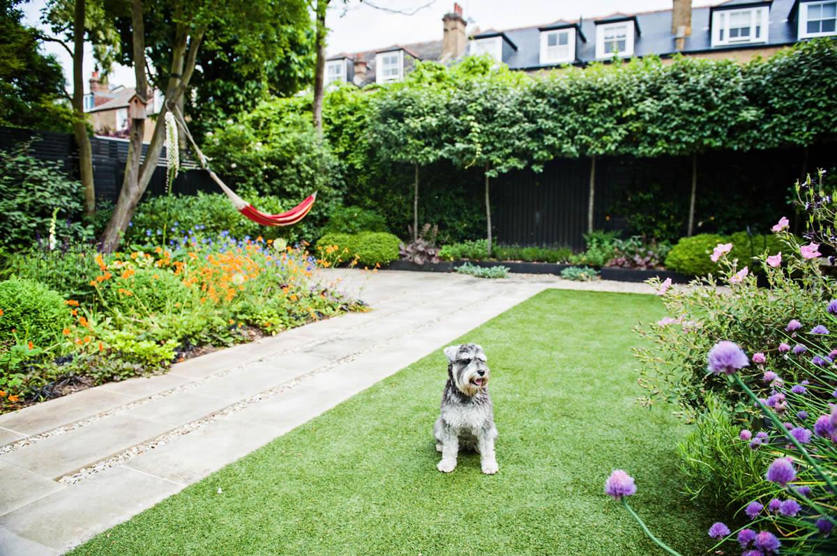Period Garden Wandsworth