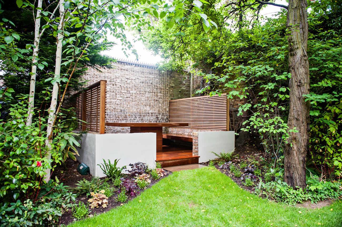 Garden design process for Garden design company
