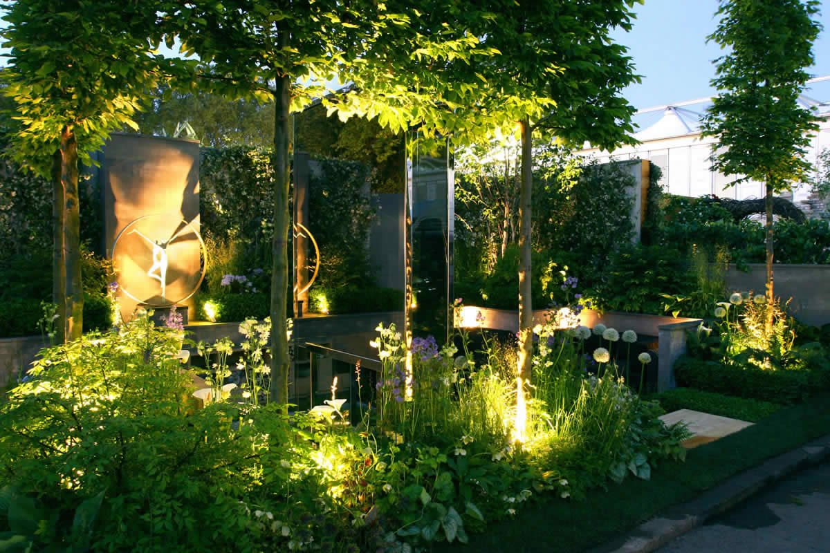 Award winning rhs silver gilt medal by kate gould the for Garden design awards