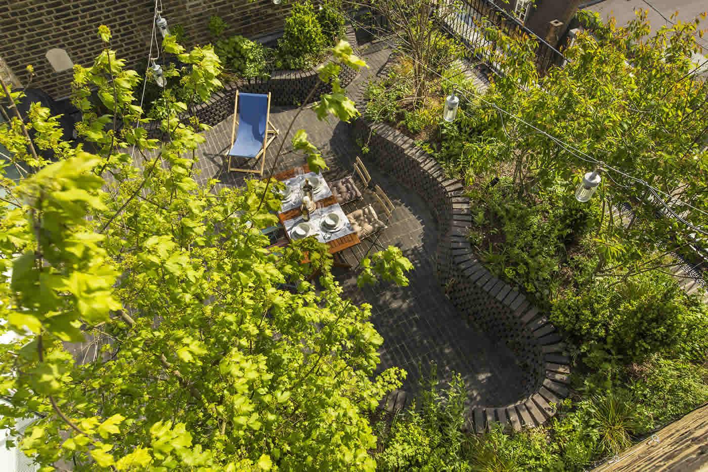Marylebone Garden Design