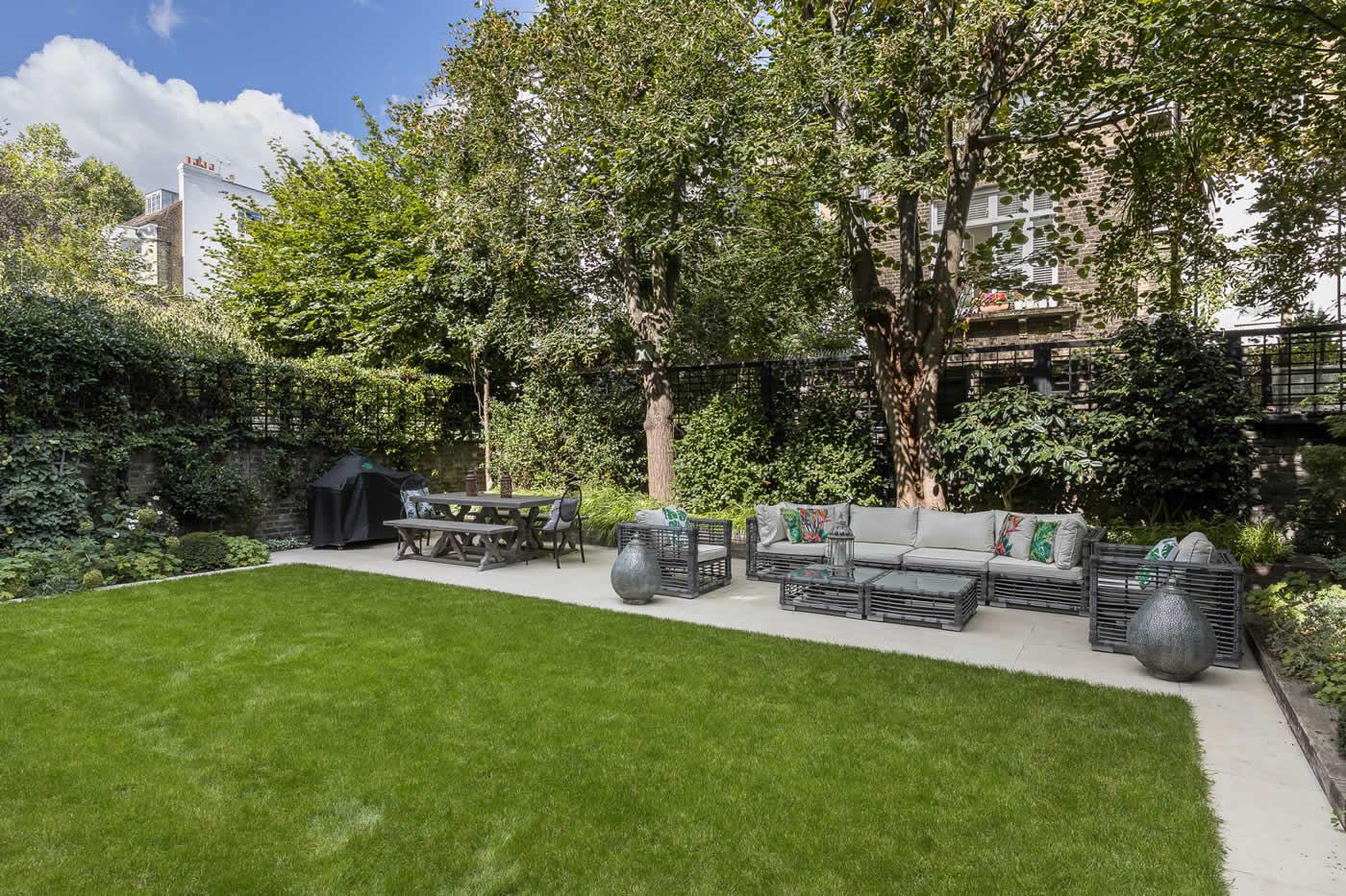 Garden Design Notting Hill Elegant Outdoor Stylish