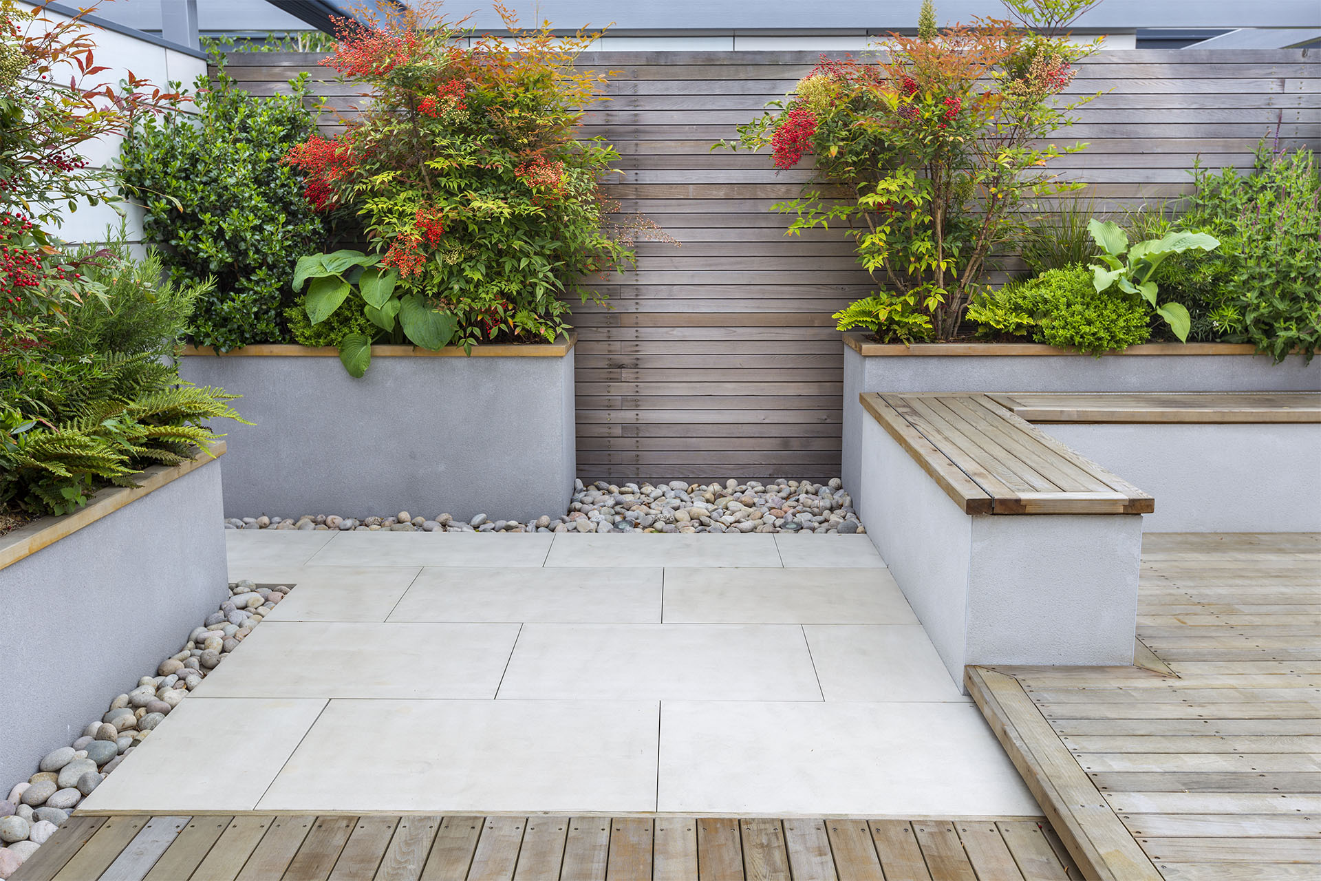 roof terrace design penthouse apartment king 39 s cross development led. Black Bedroom Furniture Sets. Home Design Ideas