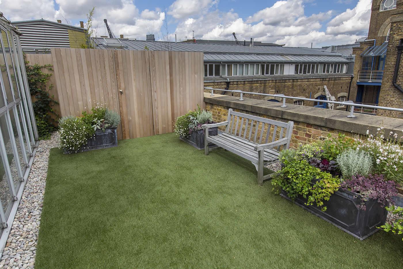 Roof Terrace Design Landscapes