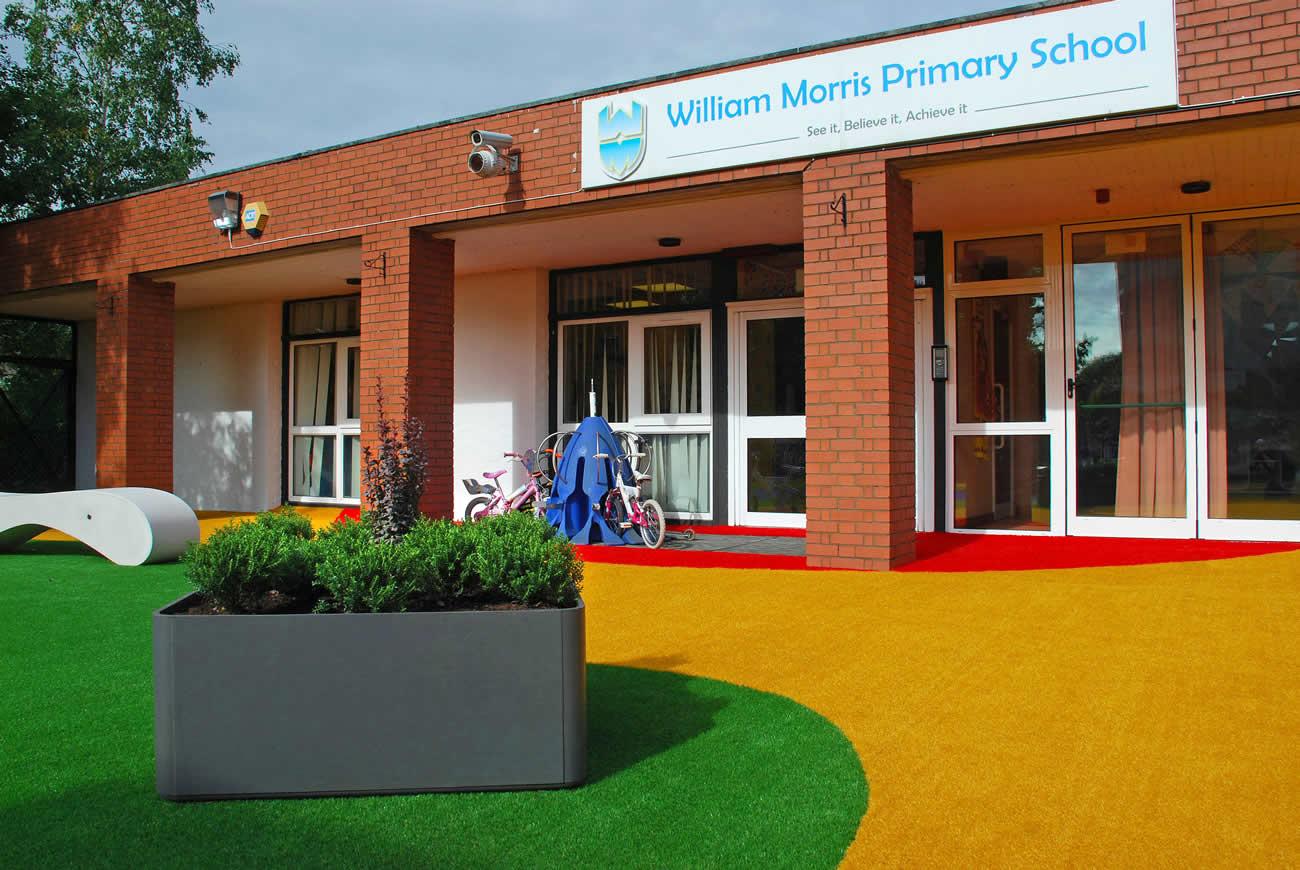 School playground garden design for primary school ...