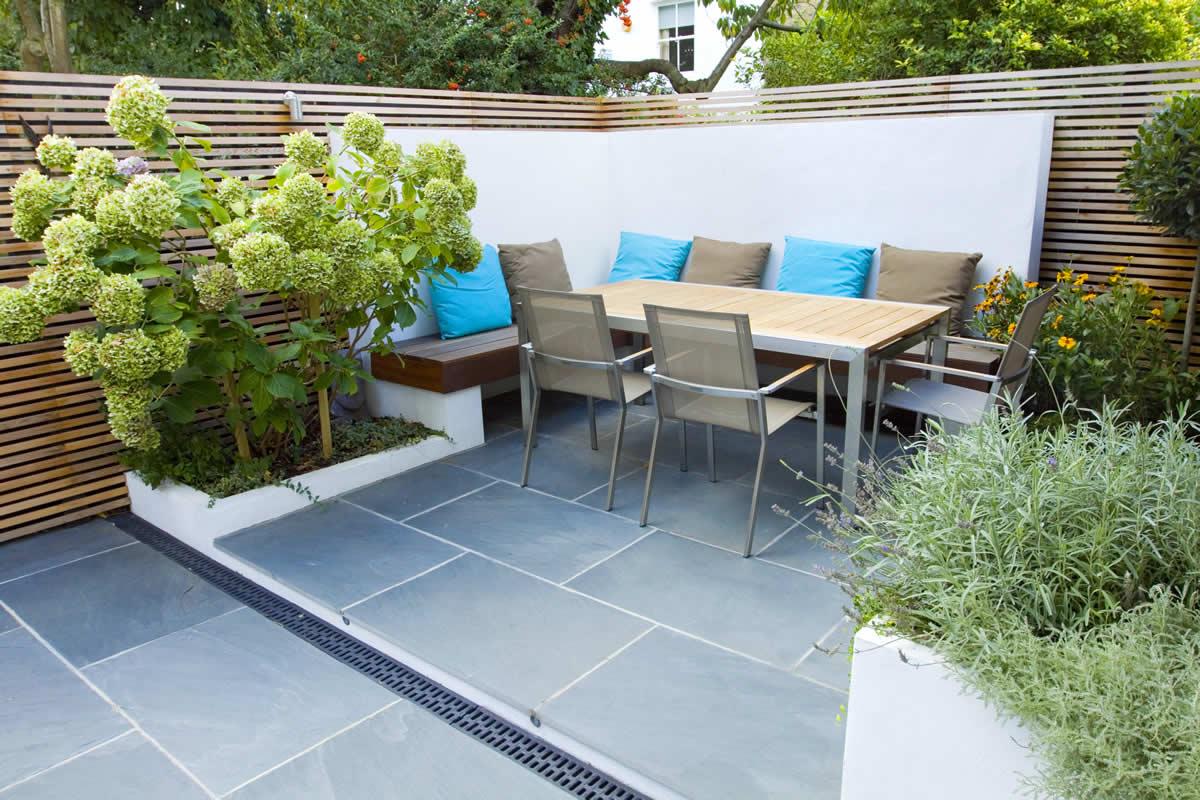 Contemporary Garden Design Ideas Homsgarden