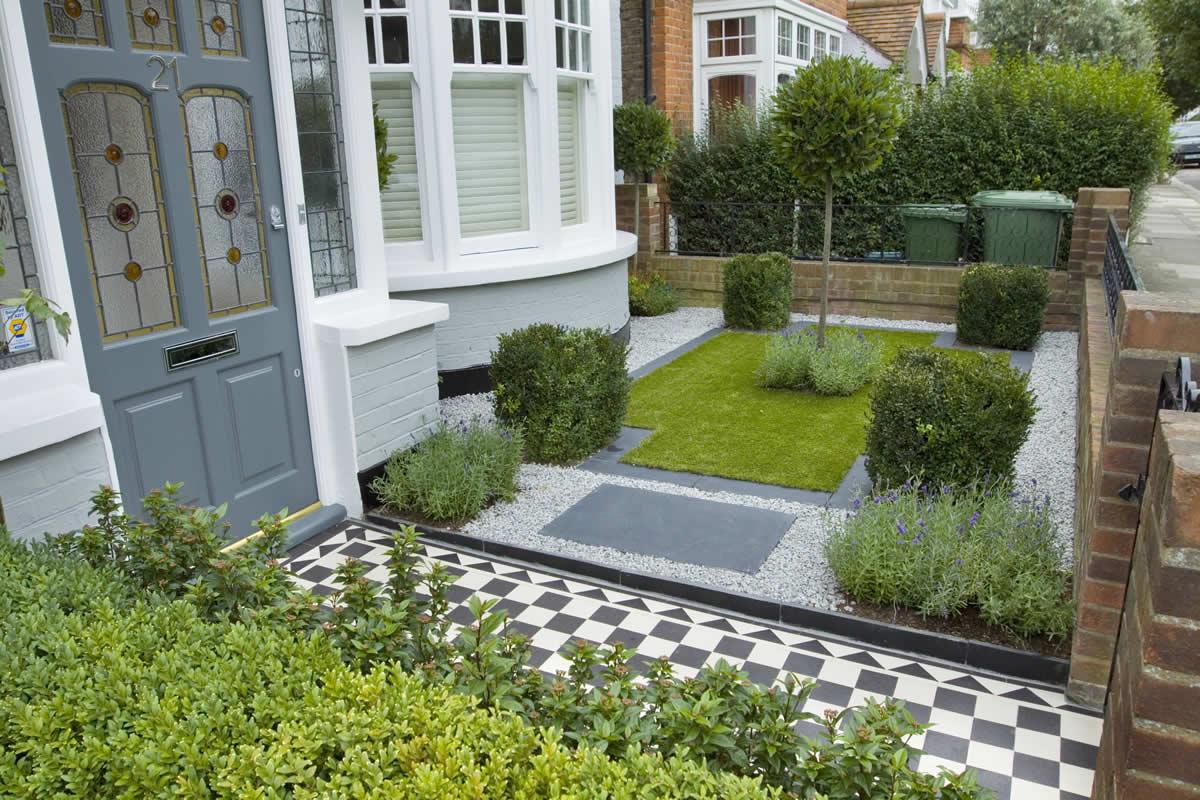 Small City family Garden ideas Builders Design Designers