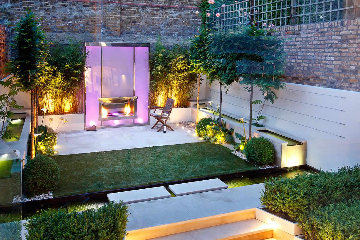 Minimalist Yet Modern By Garden Designer Kate Gould
