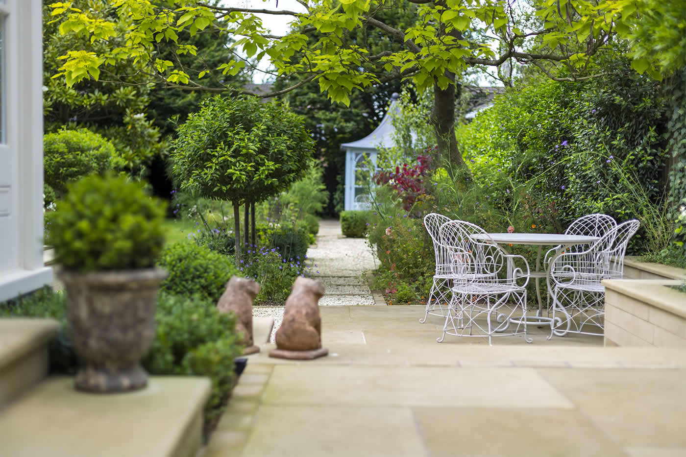 beautiful garden design ideas in south london