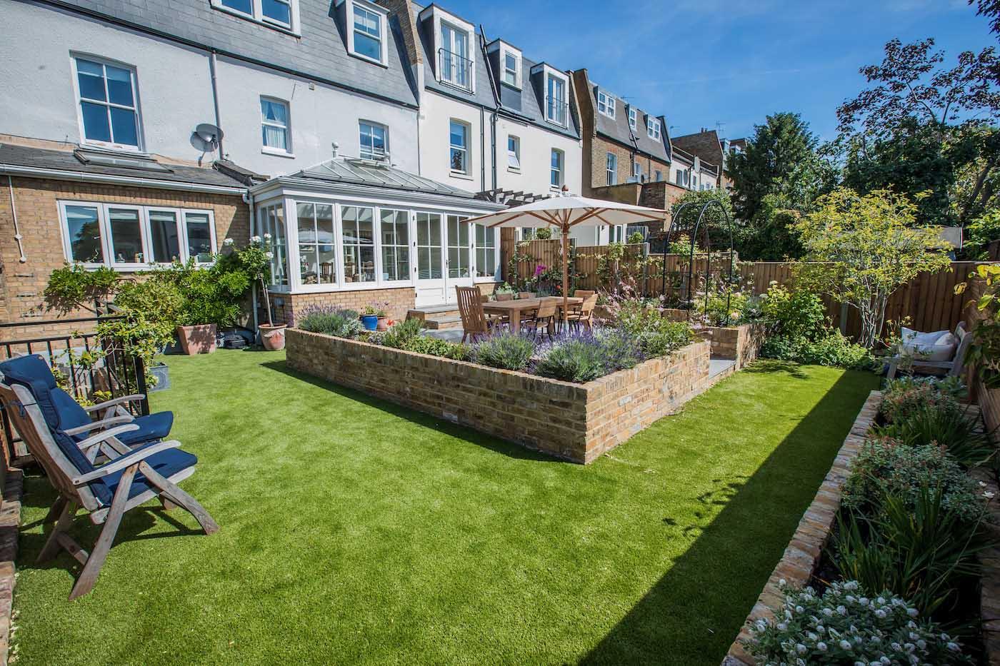 Garden Design Merton South London Garden Designer ...