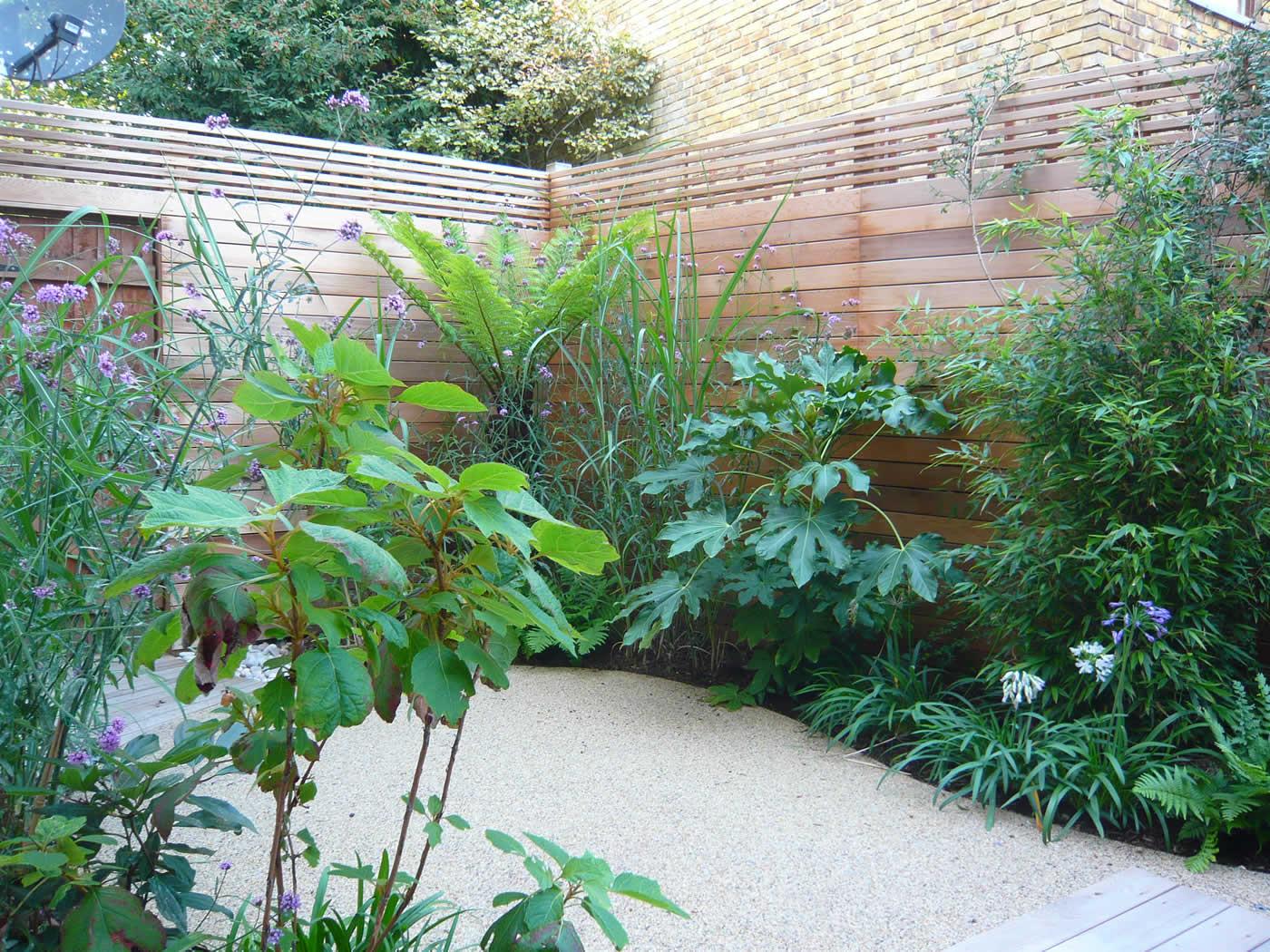 Islington Garden Design